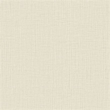 Oriel Light Grey Fine Linen Wallpaper