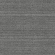 Oscar Charcoal Faux Fabric