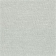Parker Mint Faux Linen Vinyl Wallpaper