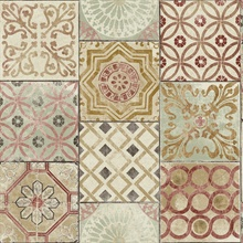 Patchwork Tiles Traditional