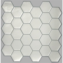 Pearl Hexagon StickTILES™ - 4 Pack