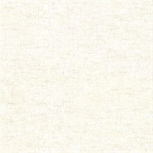 Pembroke Cream Faux Plaster Vinyl Wallpaper