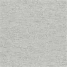 Pembroke Grey Faux Plaster Vinyl Wallpaper