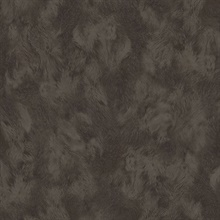Pennine Chocolate Pony Leather Hide Textured Wallpaper