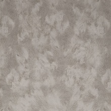 Pennine Taupe Pony Leather Hide Textured Wallpaper