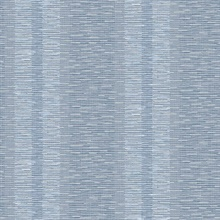 Pezula Blue Texture Stripe Wallpaper