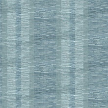 Pezula Teal Texture Stripe Wallpaper