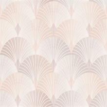 Pigalle Light Pink Fan