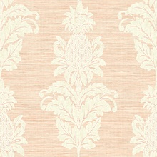 Pineapple Grove Pink Damask