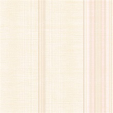 Pink and Gold Vesper Stripe
