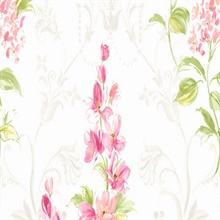 Pink and White Mimi Floral