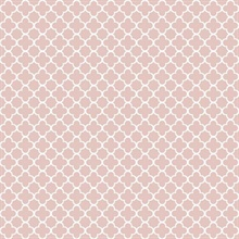 Pink Framework Geometric Wallpaper