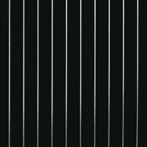 Pinstripe Black Silver Pinstripe002 Modern Designer