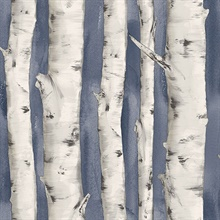 Pioneer Denim Birch Tree