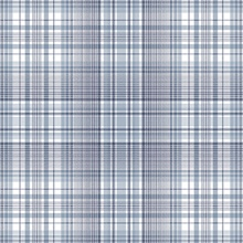 Plaid Blue & White Wallpaper