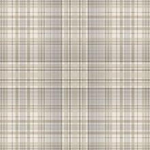 Plaid Brown & Black Wallpaper