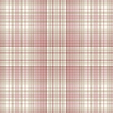 Plaid Red, Taupe & Cream Wallpaper