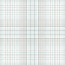 Plaid Turquoise & Grey Wallpaper