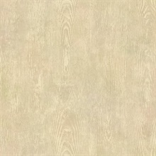 Priscilla Brown Faux Wood Grain Wallpaper