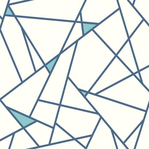 Prismatic wallpaper