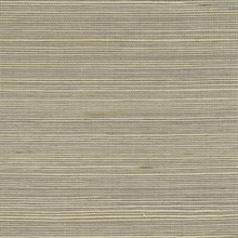 Quing Taupe Sisal Grasscloth