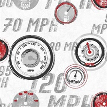Race Car Gauges