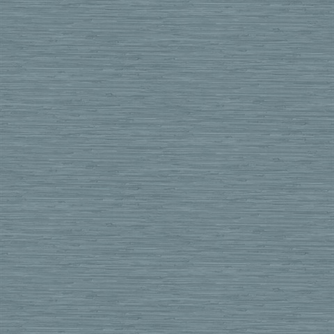 Radiant Grasscloth Blue Smoke Type II 20oz Wallpaper