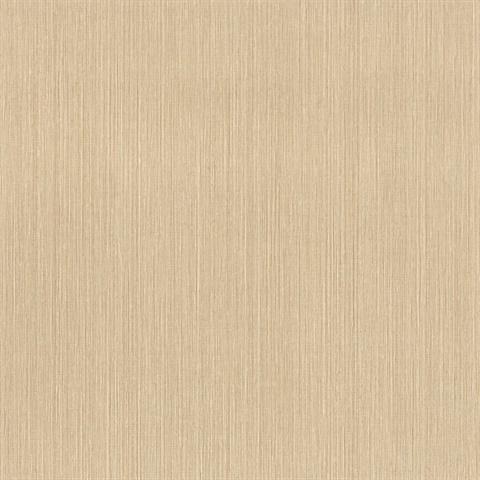 Raze Beige Striated Texture Wallpaper