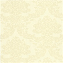 Rice Cream Meridian Damask