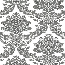 Rice Ink Meridian Damask