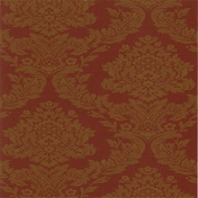Rice Rust Meridian Damask