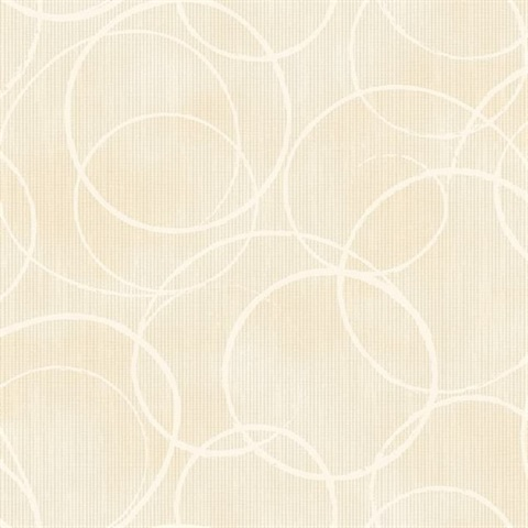 Ripple Beige Circle Geometric 2662 001942