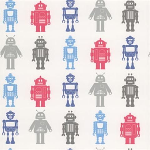 44390512 robot league multicolor robots wallpaper
