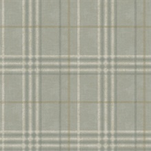 Rockefeller Sage Plaid