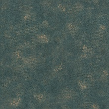Roderick Teal Faux Snakeskin Textured Wallpaper