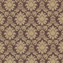 Romeo Burgundy Damask