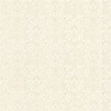 Romeo Cream Damask