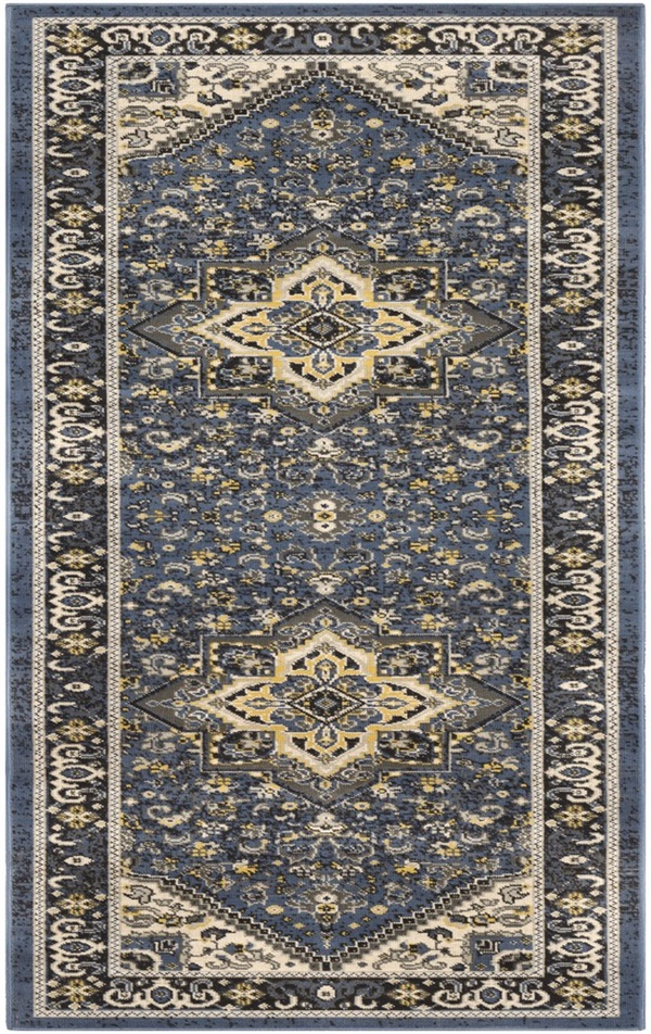 Roo6208 roosevelt area rug wallpaper boulevard for Accent rug vs area rug