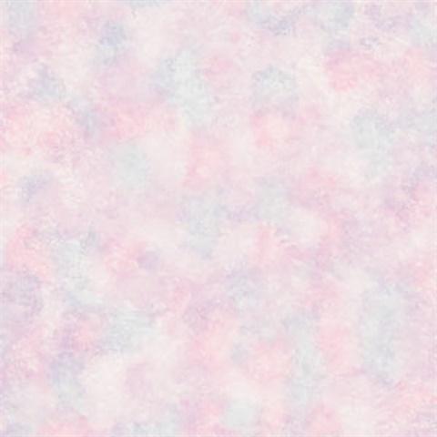 Ruffle Pink Sponge Paint Effect Wallpaper