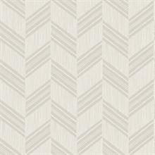 Rustic Chevron Grey Wallpaper