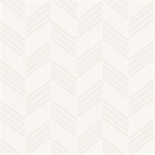 Rustic Chevron Light Grey Wallpaper