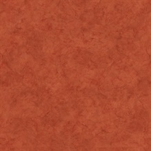 Safe Harbor Red Faux Marble Wallpaper