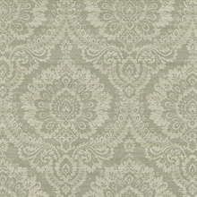 Sage Traditional Damask