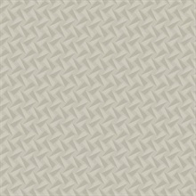 Sand Petite Pivots Geometric Wallpaper