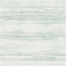 Sandhurst Seafoam Abstract Stripe Wallpaper