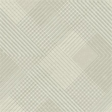 Scandia Plaid Beige