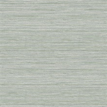Scott Living Barnaby Sage Faux Grasscloth Non Woven Unpasted Wallpaper