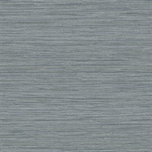 Scott Living Barnaby Slate Faux Grasscloth Non Woven Unpasted Wallpape