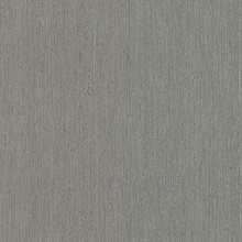 Serge Silver Twill Textured Wallpaper