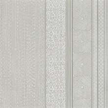 Setif Beige Stripe Wallpaper